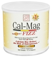 Baywood International - Solutions Cal-Mag Fizz Effervescent Blend Tropical Fruit Flavor - 17.4 oz. (780613132014)