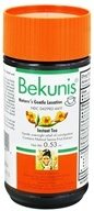 Bekunis - Nature's Gentle Laxative Instant Tea - 0.53 oz. by Bekunis
