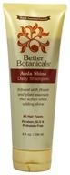 Better Botanicals - Amla Shine Daily Shampoo - 8 oz.