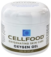 Image of Lumina Health - Cell Food Oxygen Gel Oxygenating Skin Care - 2 oz.