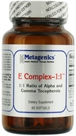 Image of Metagenics - E Complex 1:1 - 60 Capsules