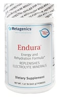 Metagenics - Endura Lemon Lime - 1.47 lbs. Formerly Unipro by Metagenics