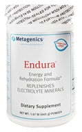 Metagenics - Endura Lemon Lime - 1.47 lbs. Formerly Unipro