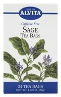 Alvita - Sage Caffeine Free - 24 Tea Bags, from category: Teas