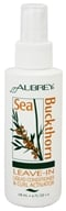 Aubrey Organics - Sea Buckthorn Leave-In Conditioner & Curl Activator - 4 oz. - $8.13