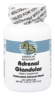 American Biologics - Adrenal Glandular 160 mg. - 120 Tablets (690290401122)