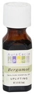 Aura Cacia - Essential Oil Uplifting Bergamot - 0.5 oz. by Aura Cacia