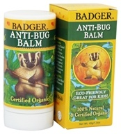 Badger - Anti-Bug Balm Push-Up Stick - 1.5 oz. (634084332209)