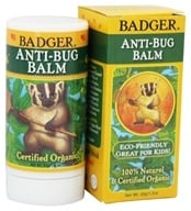 Badger - Anti-Bug Balm Push-Up Stick - 1.5 oz. by Badger