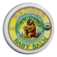 Badger - Baby Balm Chamomile & Calendula - 0.75 oz., from category: Personal Care