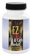 Maximum International - 1-EZ Diet Fat & Carb Blocker - 60 Capsules Contains White Kidney Bean Extract (800326400047)