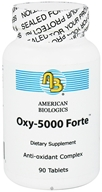 American Biologics - Oxy-5000 Forte - 90 Tablets CLEARANCE PRICED