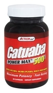 Action Labs - Catuaba Power Max 500 - 60 Capsules (724675840609)