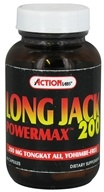 Image of Action Labs - Long Jack Power Max 200 - 60 Capsules