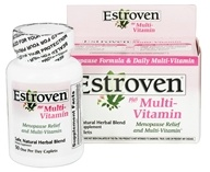 Image of Estroven - Menopause Relief Plus Multi-Vitamin - 50 Caplets