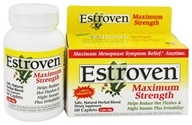 Image of Estroven - Menopause Formula Maximum Strength - 60 Capsules