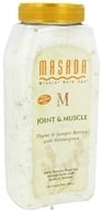 Masada - Dead Sea Mineral Herb Spa Salts Joint & Muscle Relief - 2 lbs.