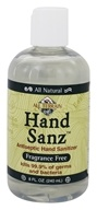 All Terrain - Hiker's Hand Sanz Hand Sanitizer Fragrance Free - 8 oz.