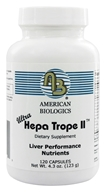 American Biologics - Ultra Hepa Trope II - 120 Capsules, from category: Professional Supplements
