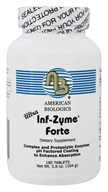 American Biologics - Ultra Inf-Zyme Forte - 180 Tablets
