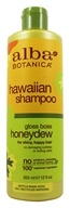 Alba Botanica - Alba Hawaiian Shampoo Gloss Boss Honeydew - 12 oz. (724742008543)