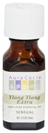 Aura Cacia - Essential Oil Sensual Ylang Ylang Extra - 0.5 oz., from category: Aromatherapy