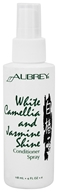 Aubrey Organics - White Camellia & Jasmine Shine Conditioner Spray - 4 oz.