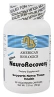 American Biologics - Ultra Neurorecovery - 90 Capsules, from category: Professional Supplements