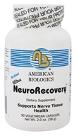 American Biologics - Ultra Neurorecovery - 90 Capsules by American Biologics