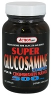 Image of Action Labs - Super Glucosamine Complex 500 mg. - 60 Capsules