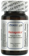 Metagenics - Hemagenics - 60 Tablets - $15.95