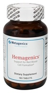 Metagenics - Hemagenics - 180 Tablets by Metagenics