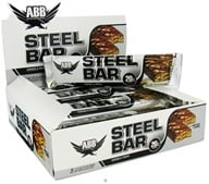 ABB Performance - Steel Bar Cookies & Cream - 2.5 oz. CLEARANCE PRICED