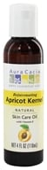 Aura Cacia - Natural Skin Care Oil Apricot Kernel - 4 oz. - $3.59
