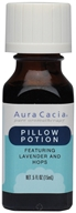 Aura Cacia - Essential Solutions Pillow Potion - 0.5 oz.