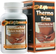 LifeTime Vitamins - ThermoTrim Body Fat Reduction - 120 Capsules