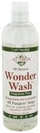 All Terrain - Hiker's Wonder Wash Liquid Soap Fragrance Free - 12 oz.