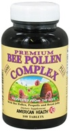 American Health - Premium Bee Pollen Complex 1000 mg. - 100 Tablets