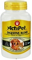 ActiPet - Digestive Blend Powder For Dogs & Cats Tuna Flavor - 60 Grams by ActiPet