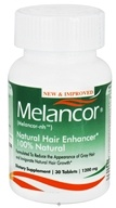 Image of Melancor - Melancor-NH Natural Hair Enhancer - 30 Tablets