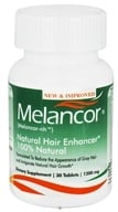 Melancor - Melancor-NH Natural Hair Enhancer - 30 Tablets (896836000884)