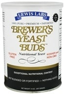 Lewis Labs - Brewer's Yeast Buds Nutritional Yeast - 14 oz.