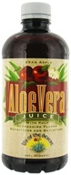 Lily Of The Desert - Aloe Juice Cranberry Apple - 32 oz. CLEARANCE PRICED