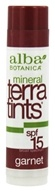 Alba Botanica - Terra-Tints Lip Balm Garnet 8 SPF - 0.15 oz., from category: Personal Care