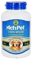 ActiPet - Lawn Rescue For Dogs - 60 Chewable Tablets - $8.69