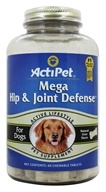 Image of ActiPet - Mega Hip & Joint Defense For Dogs - 60 Chewable Tablets