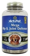 ActiPet - Mega Hip & Joint Defense For Dogs - 60 Chewable Tablets by ActiPet
