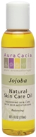 Aura Cacia - Natural Skin Care Oil Jojoba - 4 oz.