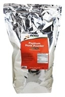 NOW Foods - Psyllium Husk Powder Mega Pack - 12 lbs.