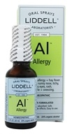 Image of Liddell Laboratories - Al Allergy Homeopathic Oral Spray - 1 oz.